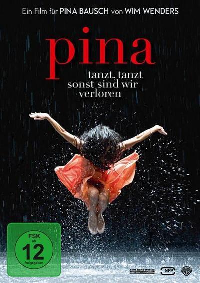 Pina - Warner Home Video - DVD - DVD, Deutsch, Pina Bausch, Deutsch, Deutsch