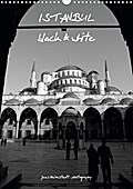 Istanbul - black & white (Posterbuch DIN A4 hoch)