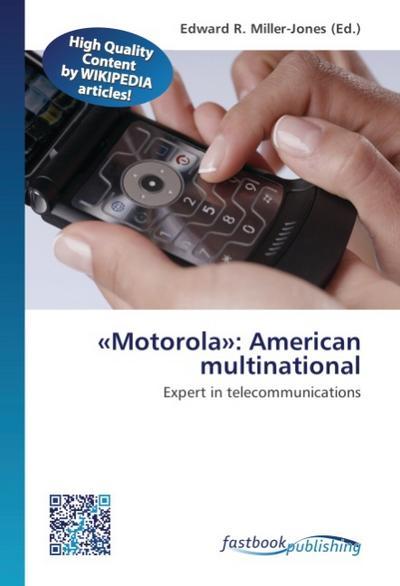 «Motorola»: American multinational