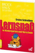 Brockhaus Scolaris Lernspaß in Kindergarten und Vorschule: Erstes Schreiben