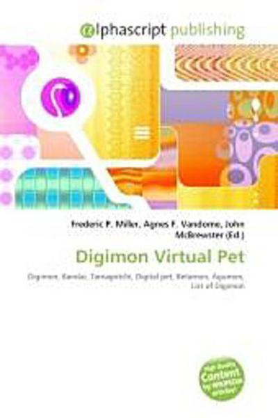 Digimon Virtual Pet