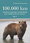 100.000 km zwischen Anchorage, Neufundland, d ...