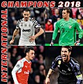 International Champions 2018 Broschürenkalender