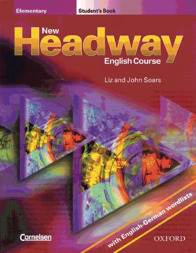 new-headway-english-course-elementary-student-s-book-with-english-german-wordlists