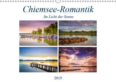 Chiemsee-Romantik (Wandkalender 2019 DIN A3 quer)