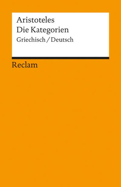 die-kategorien-griech-dt-reclams-universal-bibliothek-