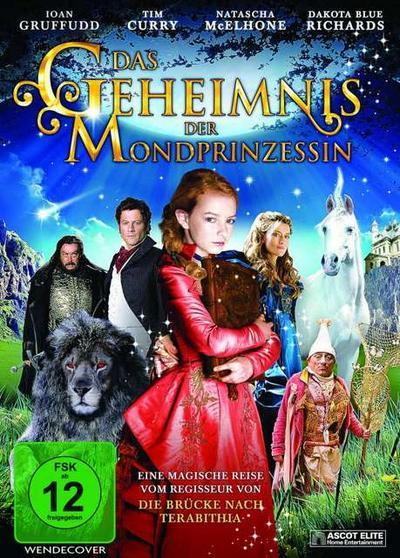 Das Geheimnis der Mondprinzessin - Ascot Elite Home Entertainment (Vertrieb Universum Film) - DVD, Deutsch| Englisch, Gabor Csupo, Großbritannien, Großbritannien