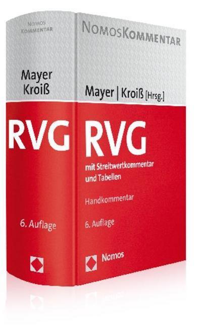 rechtsanwaltsvergutungsgesetz-mit-streitwertkommentar-und-tabellen, 14.07 EUR @ regalfrei-de