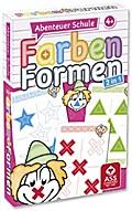 Abenteuer Schule (Kartenspiel), Farben & Formen