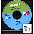 Natura, Biology for Bilingual Classes, S II Ecology, Lösungs-CD