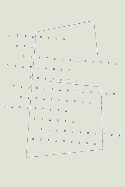 Jean-Paul-Des-Luftschiffers-Giannozzo-Seebuch9783835311985