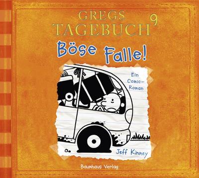 Gregs Tageb. - Böse CD