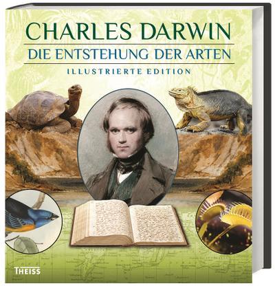 die-entstehung-der-arten-illustrierte-edition
