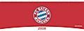 FC Bayern München Tischquerkalender 2018