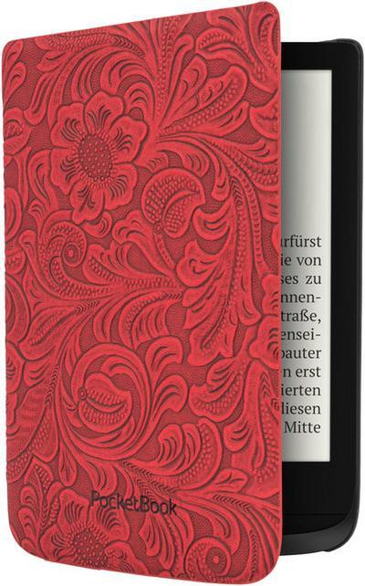 PocketBook Shell - Red Flowers - Pocketbook - Elektronik, Deutsch, , ,