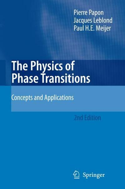 the-physics-of-phase-transitions-concepts-and-applications-advanced-texts-in-physics-
