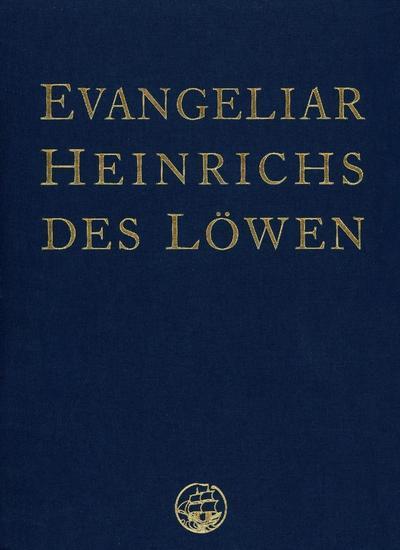 Das Evangeliar Heinrichs des Löwen: Präsentationsmappe Krönungsbild