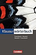 Cornelsen Klausurwörterbuch: Französisch-Deutsch/Deutsch-Französisch: Wörterbuch