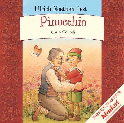 Pinocchio (kinder Hörbuch-Klassiker-Box 2016) - Audio Media Verlag - Audio CD, Deutsch, Carlo Collodi, Kinder Hörbuch-Klassiker-Box 2016 03, Kinder Hörbuch-Klassiker-Box 2016 03
