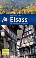 Elsass: Reisehandbuch mit vielen praktischen  ...
