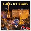 Las Vegas 2018 - 18-Monatskalender mit freier TravelDays-App