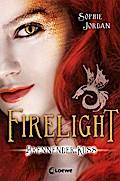Firelight - Brennender Kuss: Band 1
