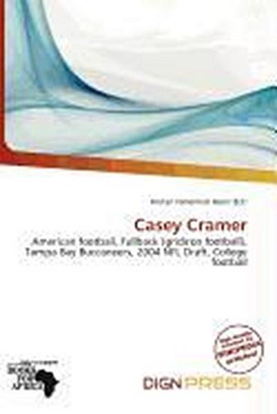 CASEY CRAMER
