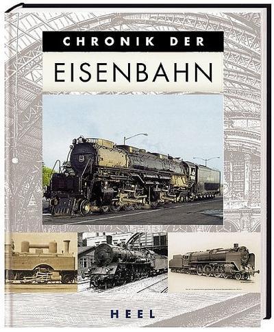 Chronik der Eisenbahn: Von der ersten Dampflok bis 1945