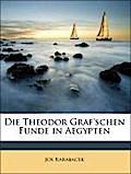 Die Theodor Graf`schen Funde in Aegypten