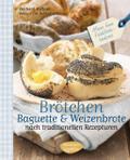 Brötchen, Baguettes und Weizenbrote nach trad ...