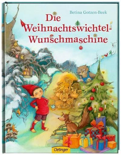 Die Weihnachtswichtel-Wunschmaschine