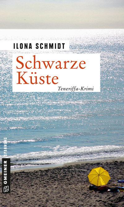 Schwarze Küste: Kriminalroman (Kriminalromane im GMEINER-Verlag) (Kommissar Richard Levin)