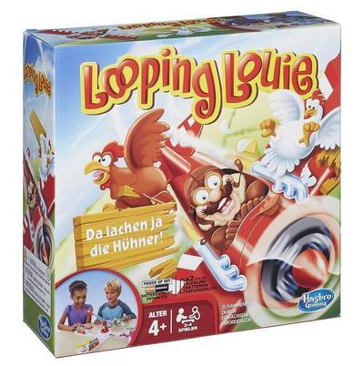 Hasbro Looping Louie - Hasbro Deutschland Gmbh - Spielzeug, Deutsch, , Da lachen ja die Hühner!, Da lachen ja die Hühner!