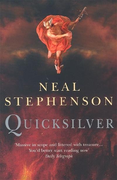 Quicksilver, English edition