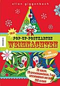 Pop-up-Postkarten: Weihnachten
