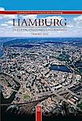 Hamburg in Luftaufnahmen und Karten (Archivbi ...