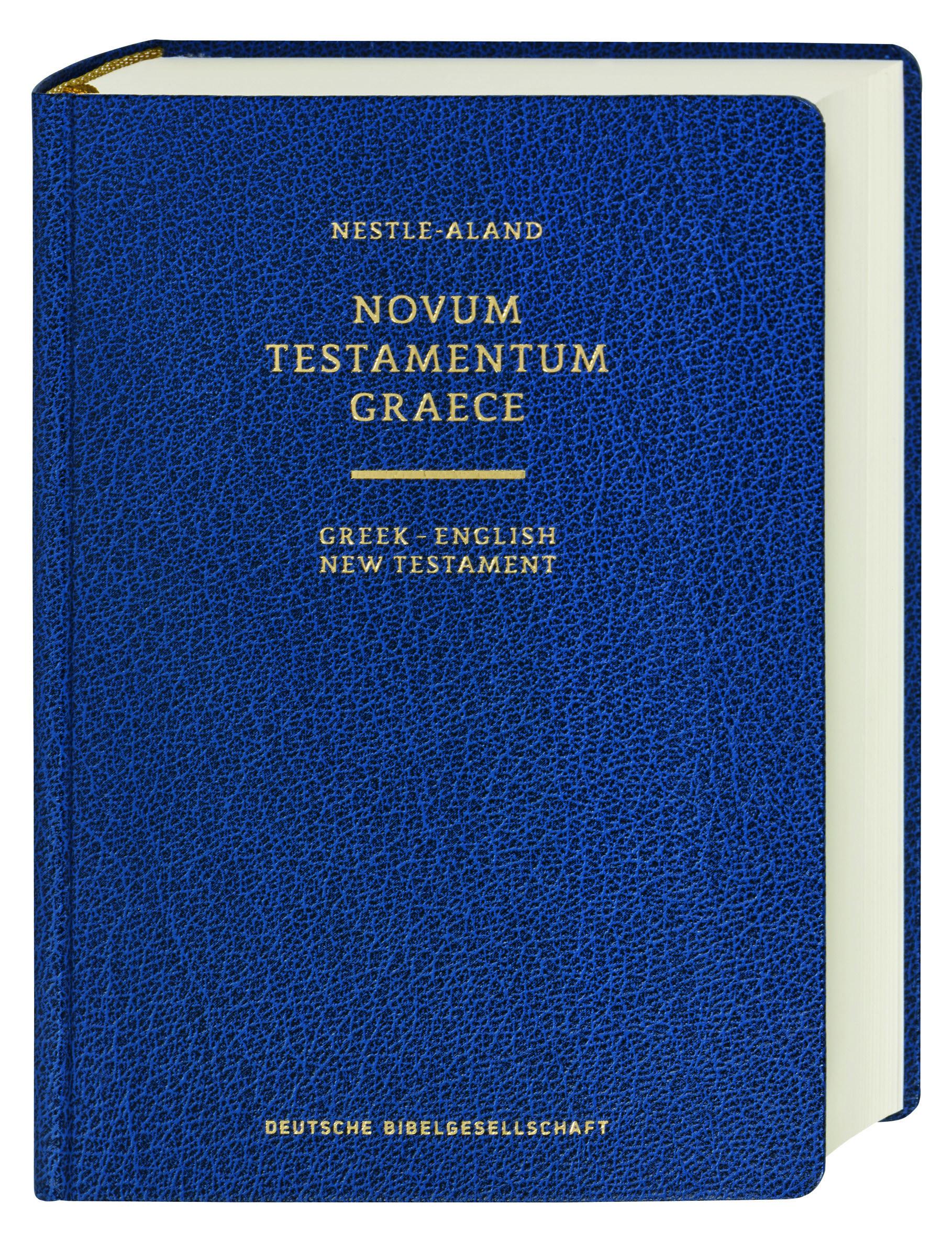 Greek-English-New-Testament