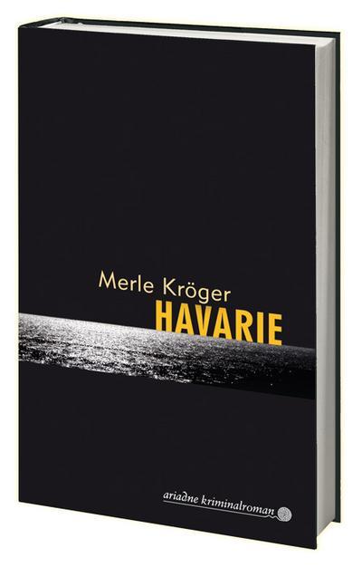 Havarie  Ariadne Kriminalroman  Deutsch