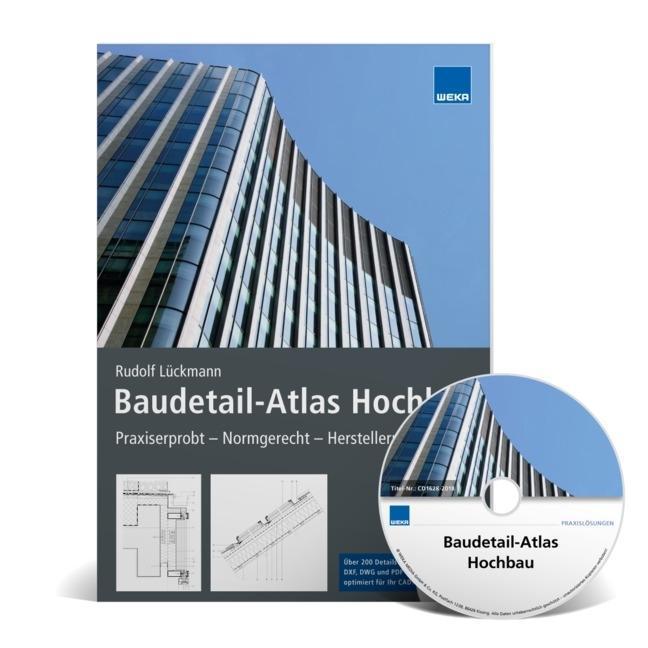 Rudolf-Lueckmann-Baudetail-Atlas-Hochbau9783811101968