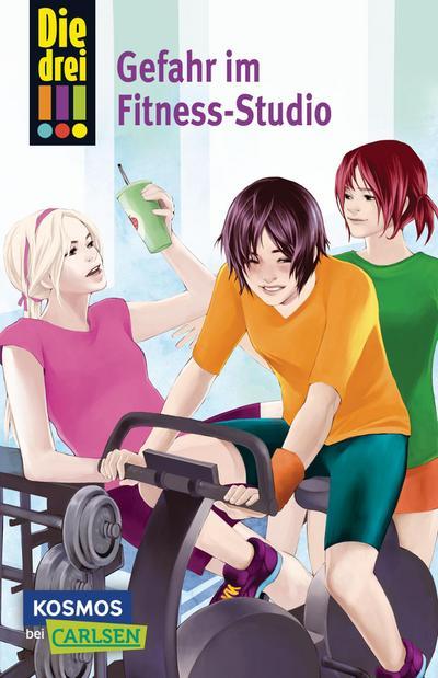 Die drei !!! 4: Gefahr im Fitness-Studio