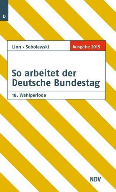 so-arbeitet-der-deutsche-bundestag-18-wahlperiode, 3.84 EUR @ regalfrei-de