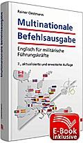 Multinationale Befehlsausgabe inkl. E-Book