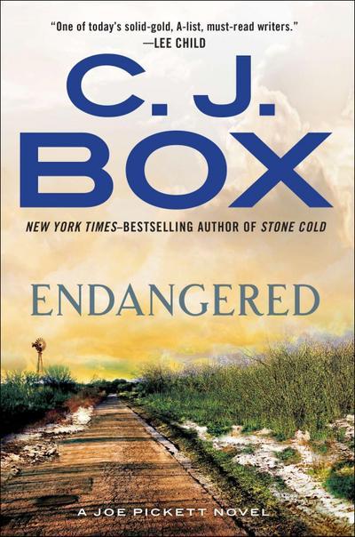 endangered-a-joe-pickett-novel-band-15-