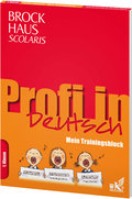 Brockhaus Scolaris Profi in - Mein Trainingsblock: Deutsch 1. Klasse
