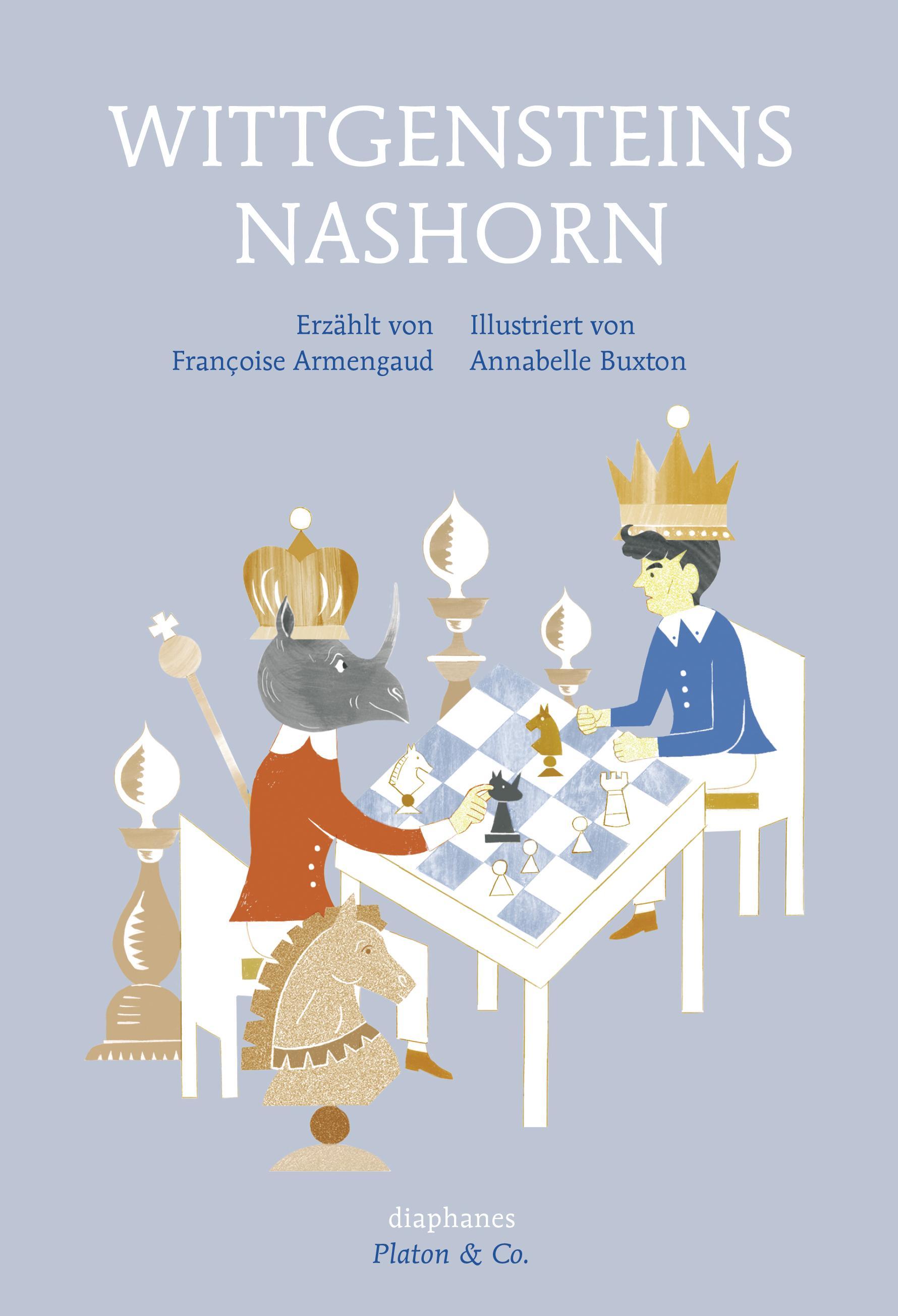 Wittgensteins Nashorn Françoise Armengaud