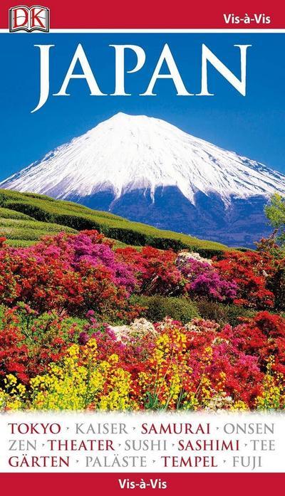 Vis-á-Vis Reiseführer Japan: mit Mini-Kochbuch zum Herausnehmen