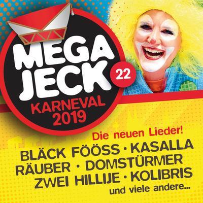 megajeck 22 - Dabbelju (Dabbelju Music) - Audio CD, Deutsch, , ,