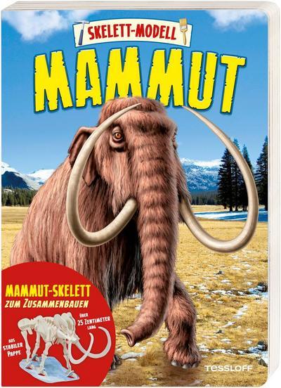 Skelett-Modell Mammut