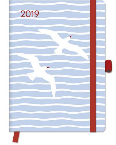 Sea 2019 - GreenLine Kalender, Taschenkalender, Buchkalender - 16 x 22 - Teneues Calendars & Stationery Gmbh & Co. KG Ein Unternehmen Der Dr. Neumann-Wolff AG - Kalender, Deutsch| Englisch, , ,