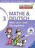 Mein Lern- und Übungsblock (3. Klasse): Mathe ...